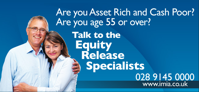 Are you Asset Rich and Cash Poor? Are you age 55 or over? Talk to the Equity Release Specialists