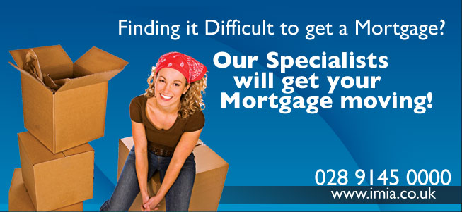 Finding it Hard to get a Finance? Our Specialists will get your mortgage moving!